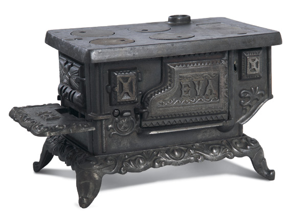 Toy Stoves 1850 1950 80 American Cast Iron Stove