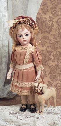 Blonde pressed with wooden sticks - 3 1