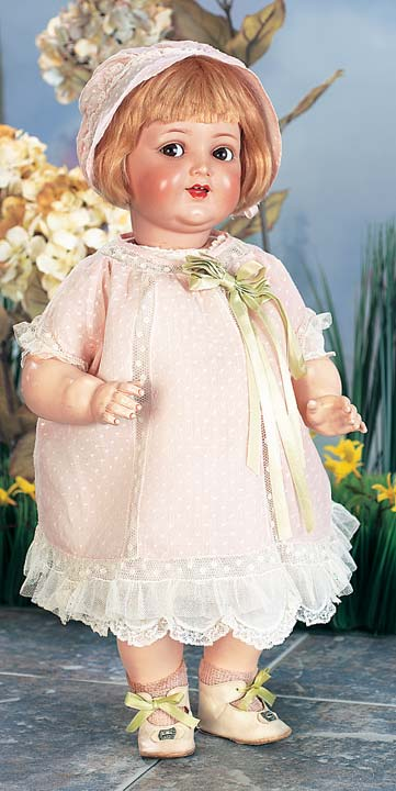 An Airy Dalliance 212 German Celluloid Character Doll 728