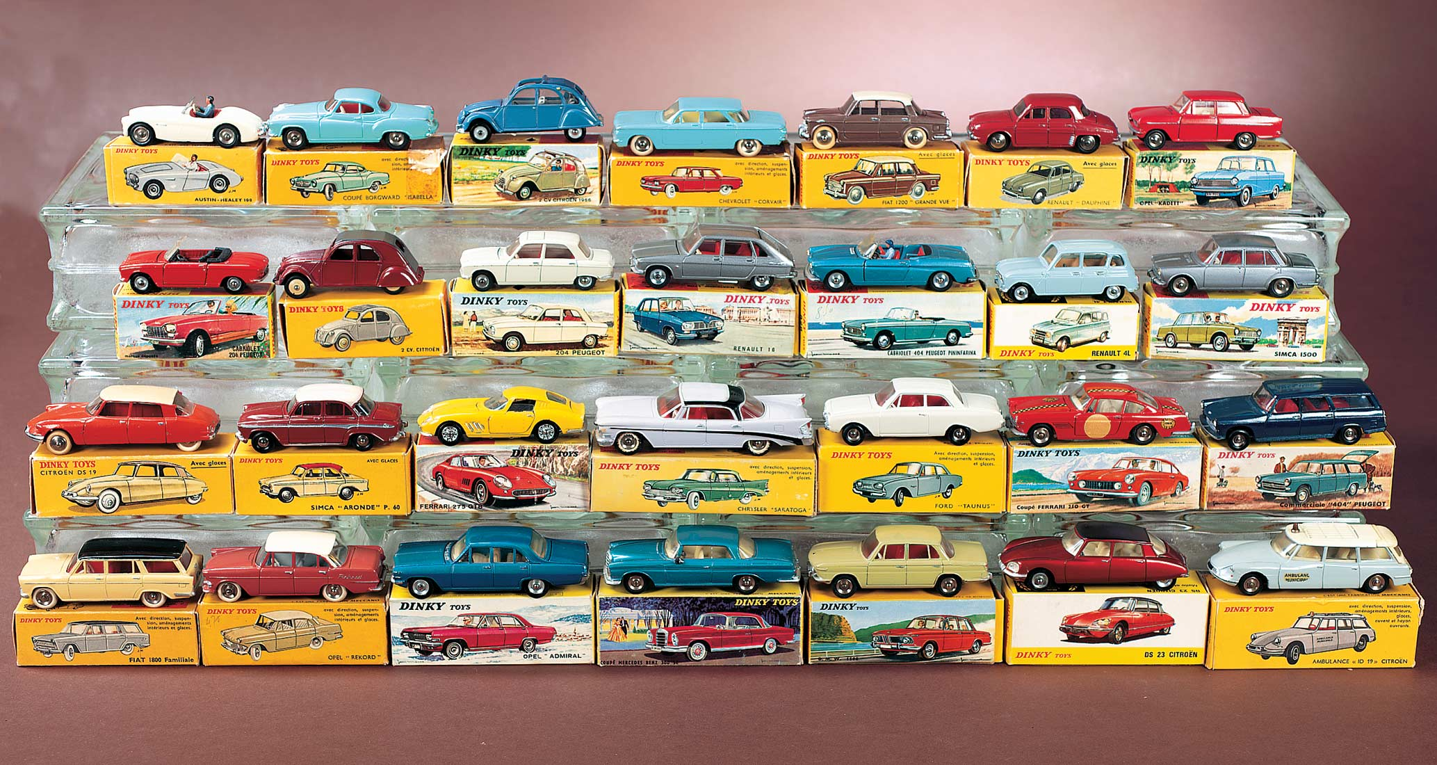 1000 Images About Dinky Toys On Pinterest