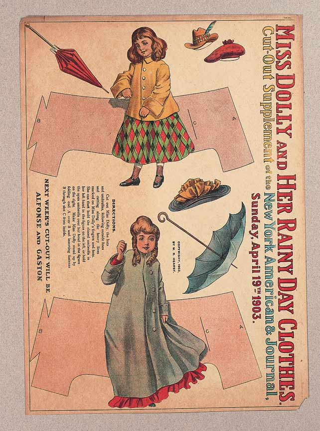Paper Dolls 1790 1940 The Collection Of Shirley Fischer