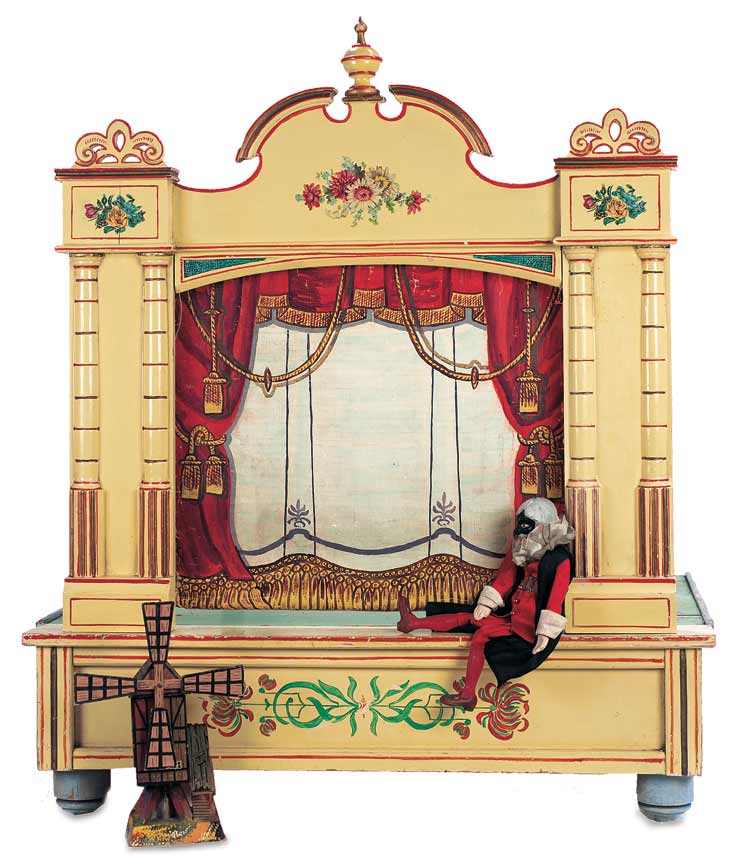 Puppen Amp Spielzeug Museum 112 19th Century Wooden Toy