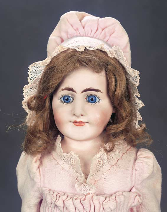 The Great Man S Doll 459 German Bisque Child With