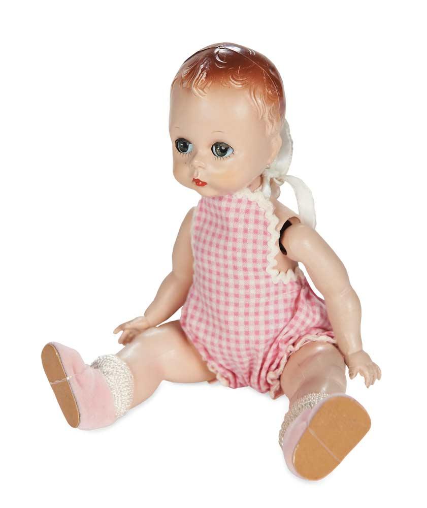 The Fabulous Fifties Modern Dolls 132 Quiz Kin In Checkered