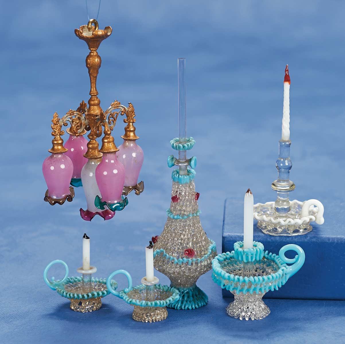 2 Volume Set: 168 19th Century Miniature Dollhouse