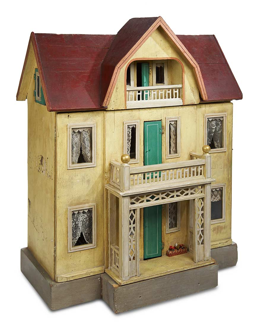 Home At Last Antique Doll And Dollhouses 252 Large
