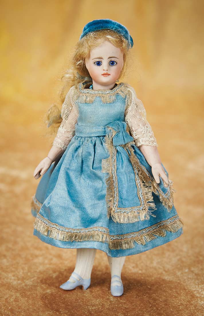 Antique Dolls: 7 Larger French
