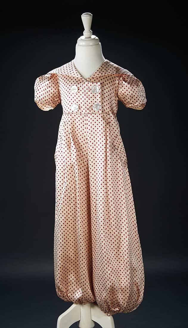 Love, Shirley Temple, Collector's Book: 290 Silk Polka Dot Pajamas ...