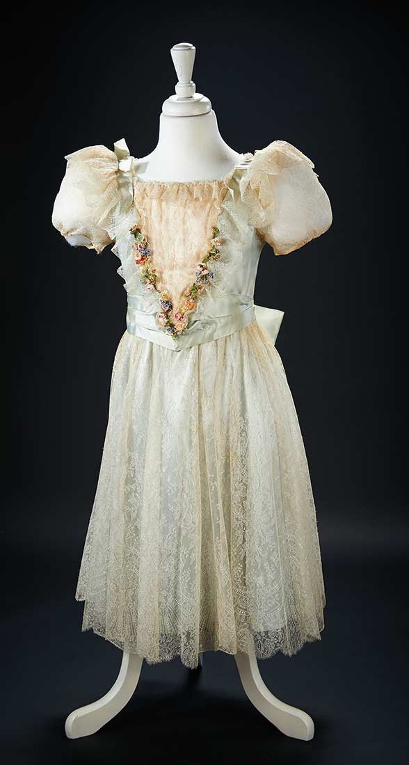 Love, Shirley Temple, Collector's Book: 355 The Blue Silk ... Birthday Princess Sash
