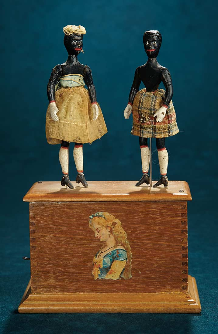 Forever Young 12 Rare American Mechanical Dancing Toy By