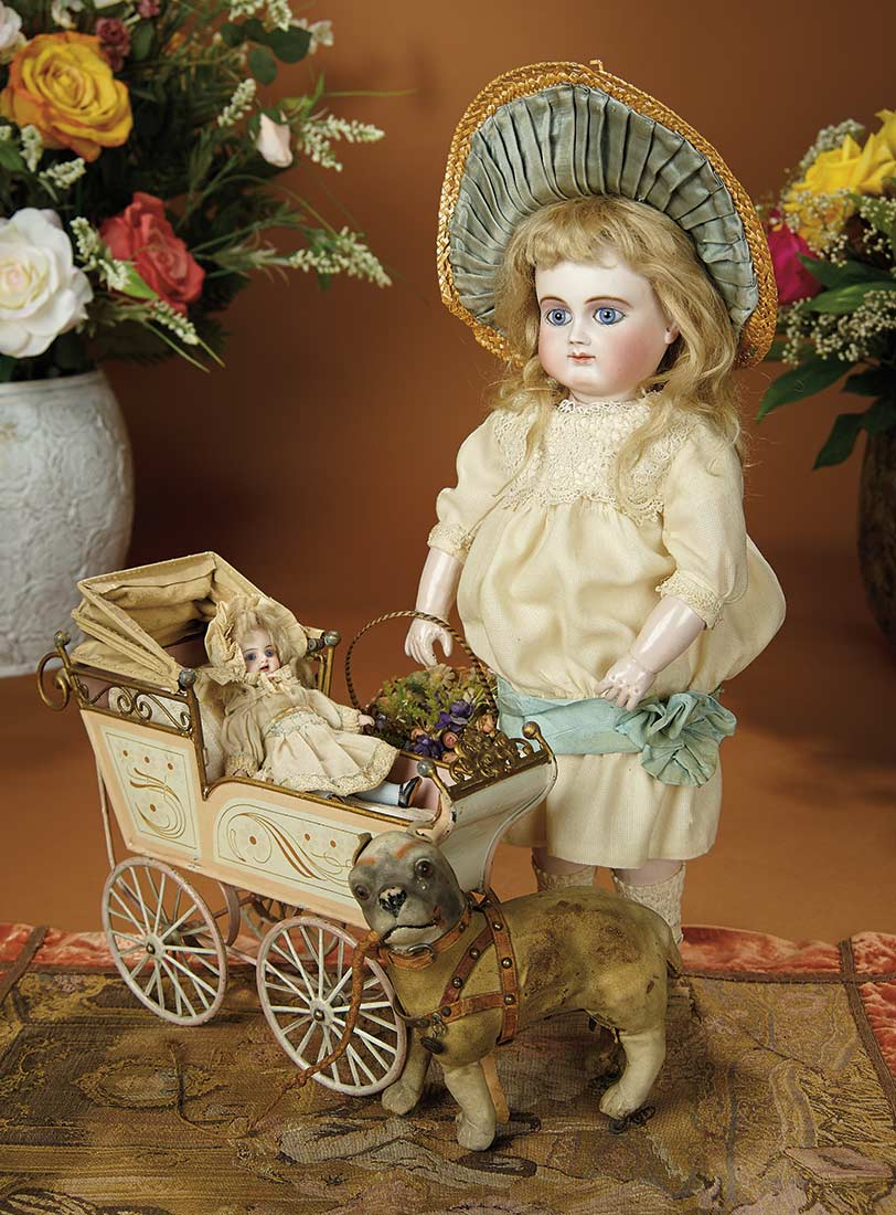 pas mal 43b29 1bcf8 Bread and Roses: 84 Rare French Bisque Bebe by Pierre-Victor ...