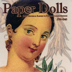 Paper Doll Collection of Shirley Fischer