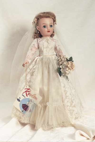 Mid Century American Dolls Meisner Collection 32 Miss