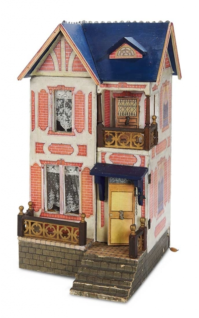 Home At Last Antique Doll And Dollhouses 155 German