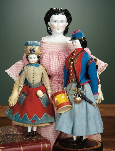 for the love of the ladies 146 german porcelain doll with
