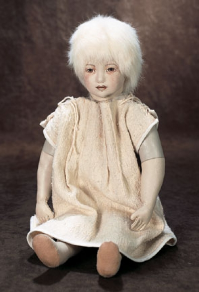 Today S Treasures Tomorrow S Antiques 153 Kidskin Doll